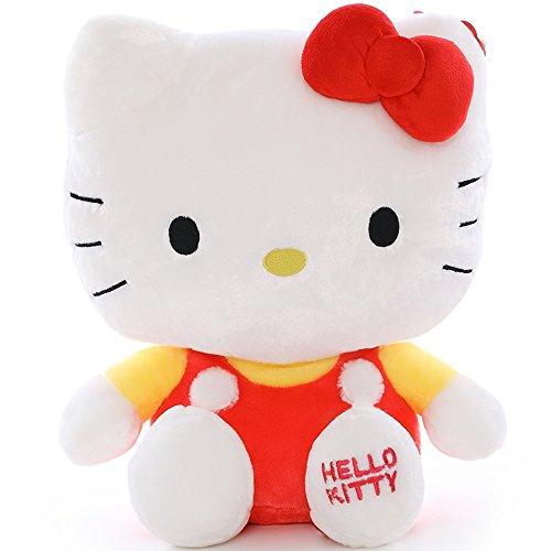 澳捷尔 hello kitty毛绒玩具 哈喽kt凯蒂猫公仔娃娃 送女生情人节生日