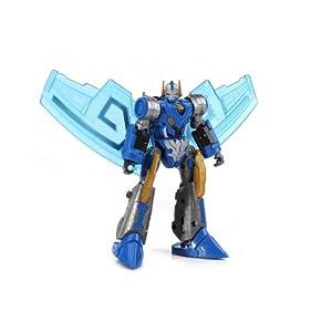 正版奥迪双钻武战道玩具 武战道变形机器人战斗飞机 破天冰500204