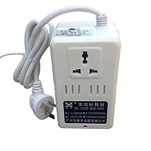 新英品牌变压器220v转110v/110v转220v电源电压转换器