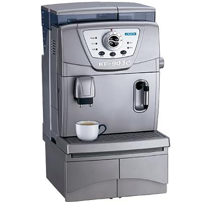 全新商务全自动意式咖啡机