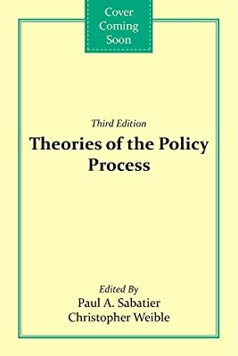 Theories of the Policy Process.pdf