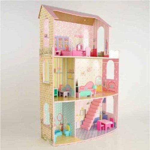 onlinem 盎睐 蝶艺美儿童家具玩具沙滩 娃娃屋 过家家 公主城堡 小