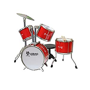 超大号宝宝儿童架子鼓爵士鼓敲打组合音乐器套装早教