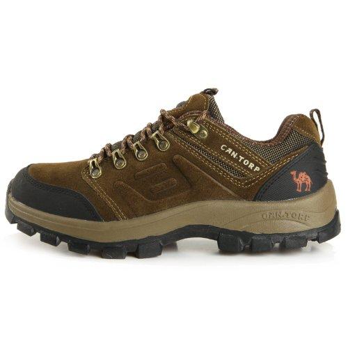 Can·Torp 肯拓普骆驼2013夏季运动户外鞋登山鞋徒步休闲鞋 男鞋D13055防滑