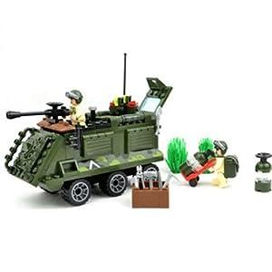 乐高式启蒙拼装积木玩具
