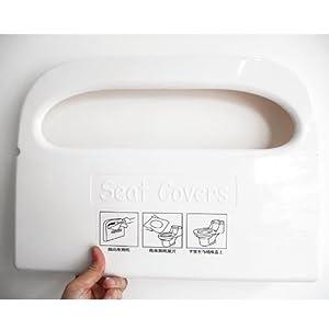 一次性马桶垫纸架坐垫纸架坐便纸架坐厕纸盒马桶垫坐