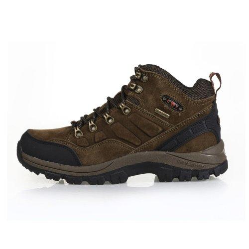 Cantorp 骆驼登山鞋户外鞋男鞋正品男休闲鞋新款耐磨徒步鞋防滑高帮C14016