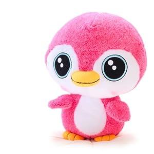甜蜜城堡 毛绒玩具布娃娃 可爱卡通萌萌企鹅公仔玩偶