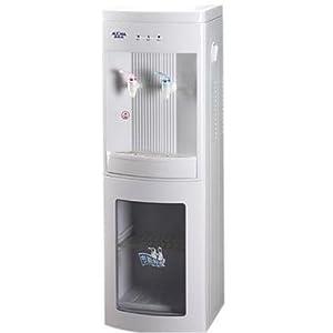 澳柯玛立式自动温控冰热饮水机(带保鲜柜)ylr0.5-5x-16cd(s2)