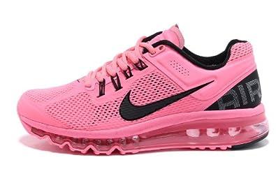 nike 耐克 女鞋2013新款air max全掌气垫跑步鞋运动鞋高清图片