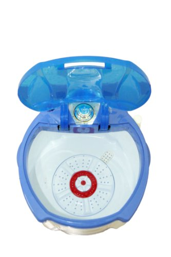 0公斤半自动波轮洗衣机(蓝)