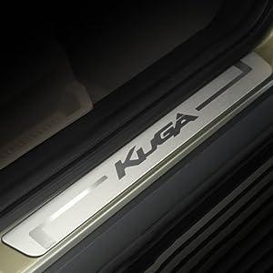 车の狼 福特翼虎踏板 13款翼虎装饰改装专用迎宾踏板