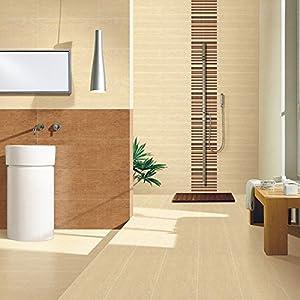 仿实木纹砖地板砖 客厅卧室仿古木纹瓷砖防滑