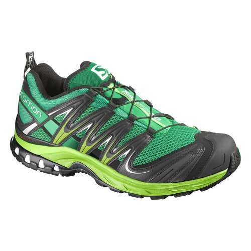 Salomon 萨洛蒙 SHOES XA PRO 3D  男 跑步鞋 356798 三叶草绿 41(1/3) (UK 7.5)