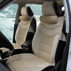 大众新款速腾迈腾朗逸专用汽车坐垫新帕萨特途安途观座垫 高清图片
