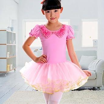 咔琪特 女童芭蕾舞裙演出服装纱裙