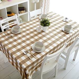 餐桌桌布的选择图片