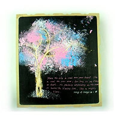 llyy 莲莲有余 d37j 高档木质音乐相册 手工绘画封面图片