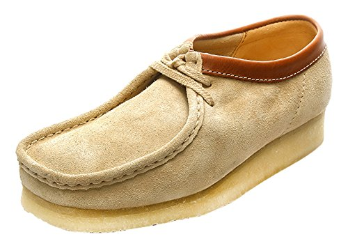 Clarks 男 生活休闲鞋Wallabee 261083777(供应商直送)