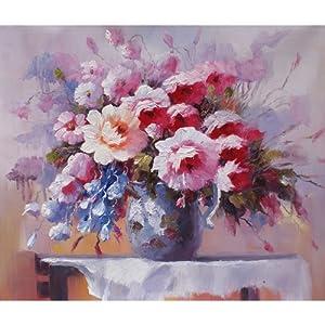 花团锦簇图片手绘