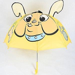 爱宝宝小雨伞公主伞