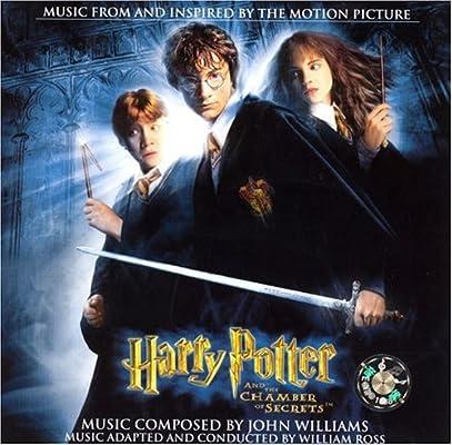 哈利波特与密室harry potter2:电影原声大碟(cd)