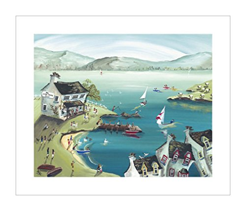 画|湖泊|风景装饰画|四季|海边景色|装饰画分类|自然景观|艺术家谱