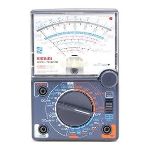 日本三和 模拟指针式万用表sh-88tr