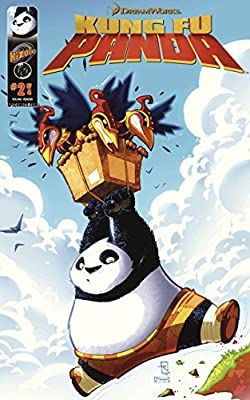 功夫熊猫 Kung Fu Panda Vol 1 Issue 2.pdf