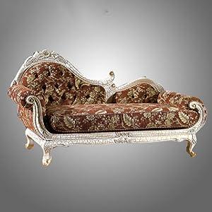 osld 欧斯莱迪 欧式贵妃椅布艺 新古典沙发太妃椅躺椅