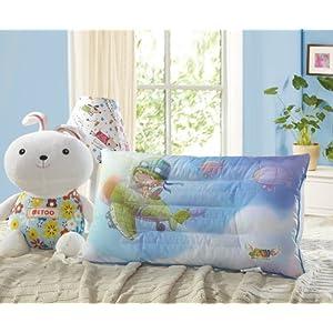 3d炫彩全棉儿童枕头枕芯