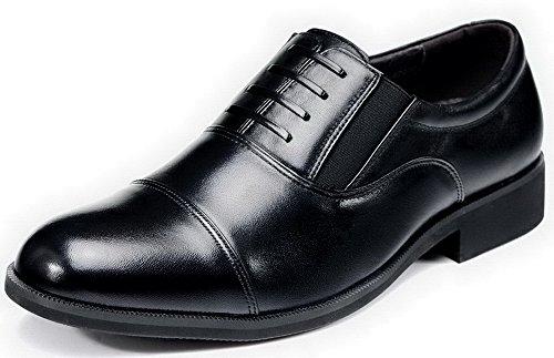 时尚商务正装鞋 圆头男鞋 头层牛皮英伦男式板鞋 低帮皮鞋子 5G561