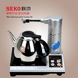 seko 新功 / a501电磁炉茶具茶炉烧水壶套装自动上水泡茶功夫茶艺炉