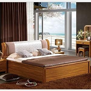 床靠背木板造型
