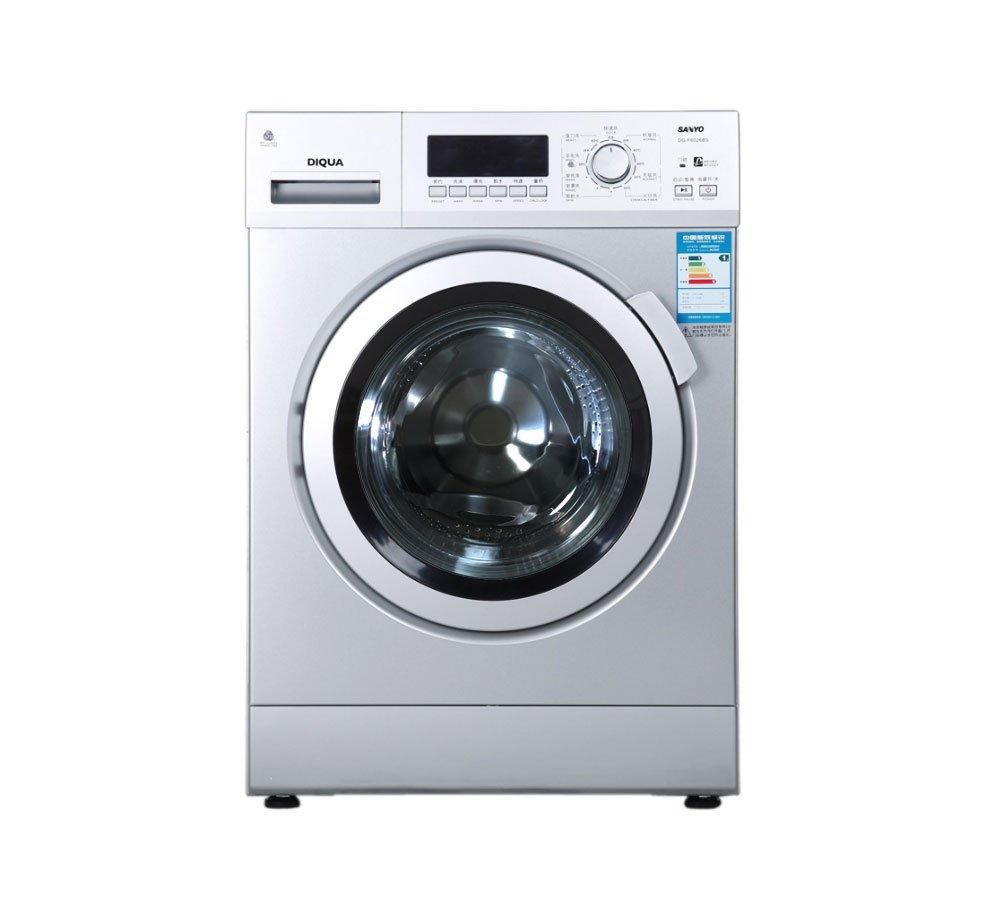 sanyo 三洋dg-f6026bs 6.0公斤全模糊控制变频滚筒洗衣机