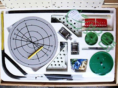 京潮港 高中力学演示板 2176型 高中物理力学实验仪器