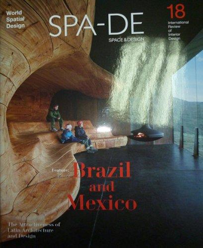 SPA-DE18中英文室内设计书籍空间设计商业现代vi发展的设计趋势图片