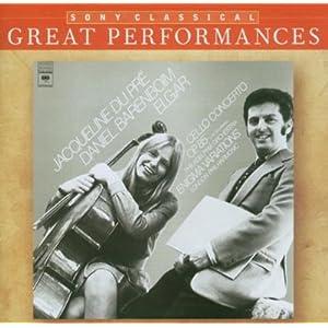 进口cd:杜普雷:埃尔加大提琴协奏曲等(cd)
