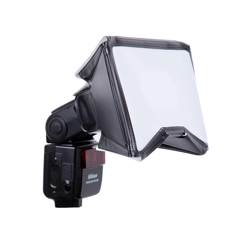 闪光灯 外机顶柔光罩 通用柔光罩 柔光箱 闪光灯附件 mq-b14