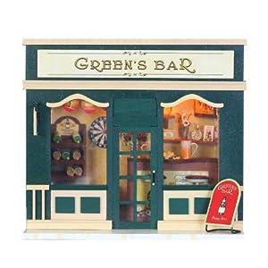 弘达DIY手工小屋格林酒吧135-08带灯木质模型手工礼品 ¥ 43.12 下单8.5折