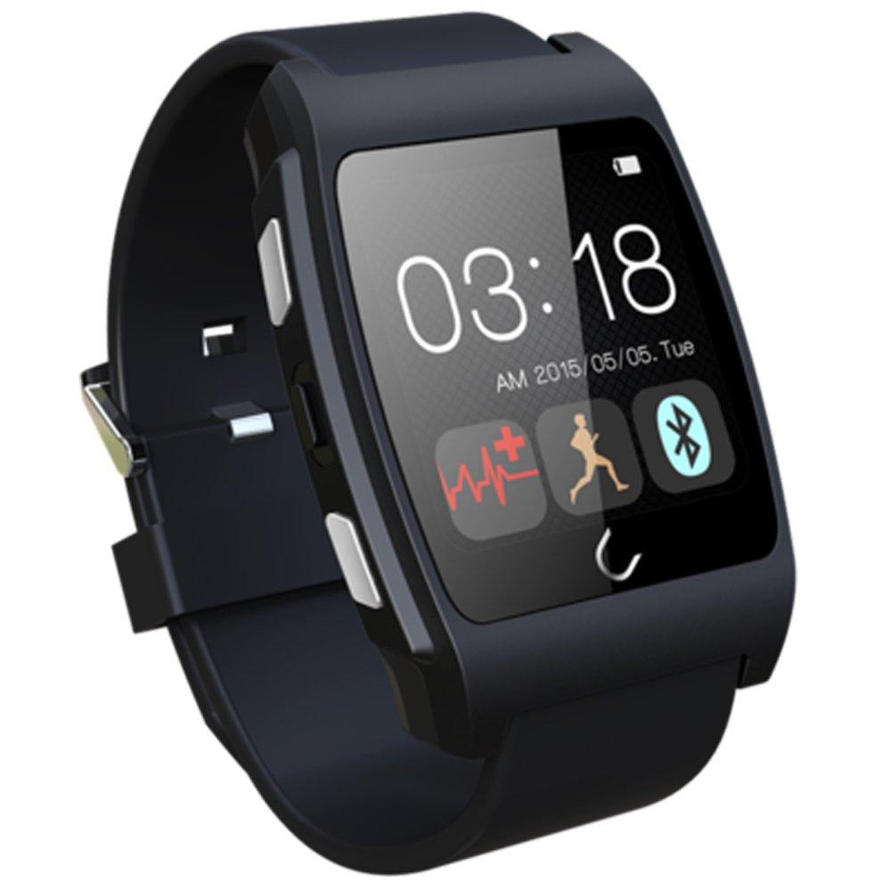 苹果s4腕表_lincass 蓝牙智能手表 穿戴蓝牙腕表手镯 苹果智能手表手机 智能运动