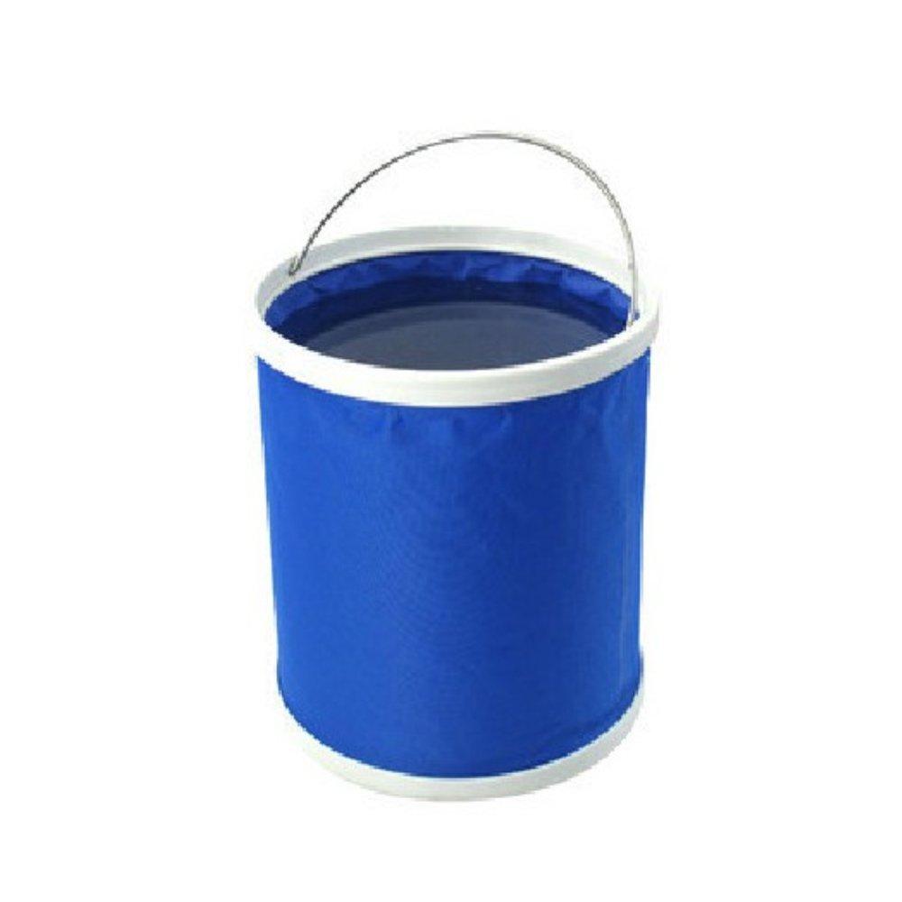 创意家居方便省地折叠便携水桶9升