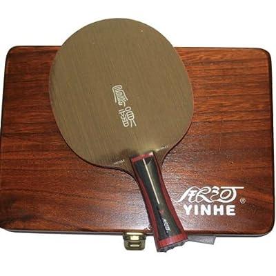 风韵w-51#乒乓球底板 红木底板+纳米nano技术