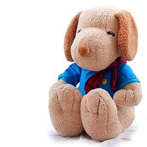 甜蜜城堡 毛绒玩具布娃娃 漂亮衣服可爱狗狗史努比snoopy公仔玩偶