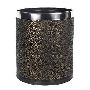 【名称】:圆形双层垃圾桶