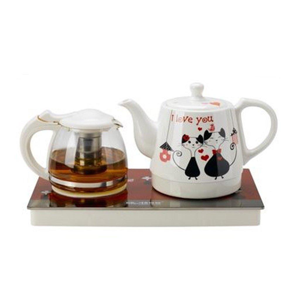 自动断电 电热水壶 电水壶 水壶 热水壶 茶壶 冲茶器 烧水壶 电茶具