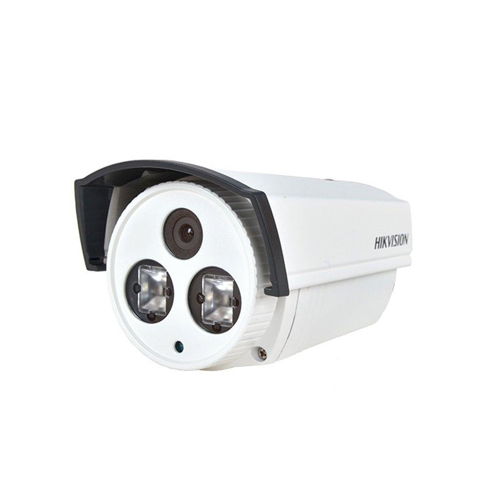 海康威视摄像头 200万高清 网络摄像机 红外夜视防水监控枪机探头