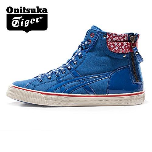 Onitsuka Tiger 鬼塚虎 鬼冢虎 高帮板鞋 休闲鞋 男鞋 女鞋 D41ZJ-9090