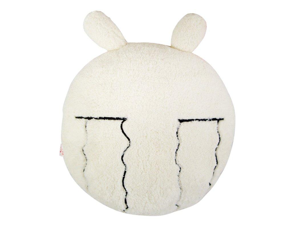俗布可爱 珍藏版兔斯基搞笑表情靠垫