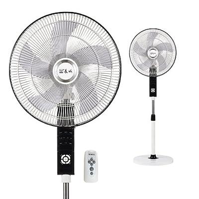 长城电风扇 fs40-301 遥控式静音落地电风扇